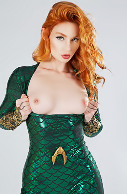 Lacy Lennon In Aquaman